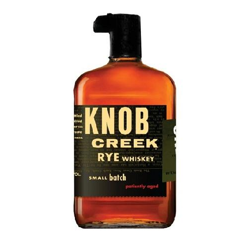 Knob Creek Rye Whiskey Small Batch - 750ML