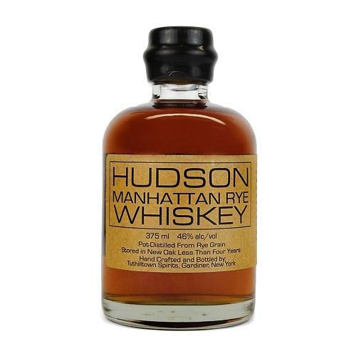 Hudson Rye Whiskey Manhattan 375 ML