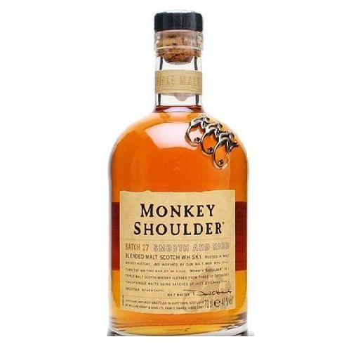 Monkey Shoulder Scotch Whisky - 750ML