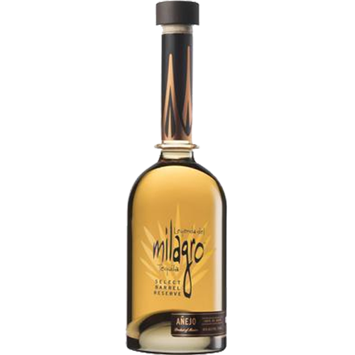 Milagro Tequila Select Barrel Reserve Anejo - 750ML