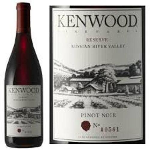 Kenwood Pinot Noir Reserve - 750ML