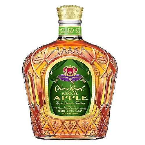 Crown Royal Canadian Whisky Regal Apple - 750ML