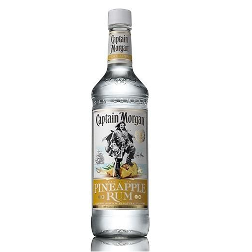 Captain Morgan Rum Pineapple - 750ML