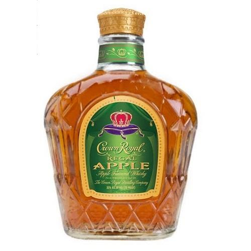 Crown Royal Canadian Whisky Regal Apple 375 M