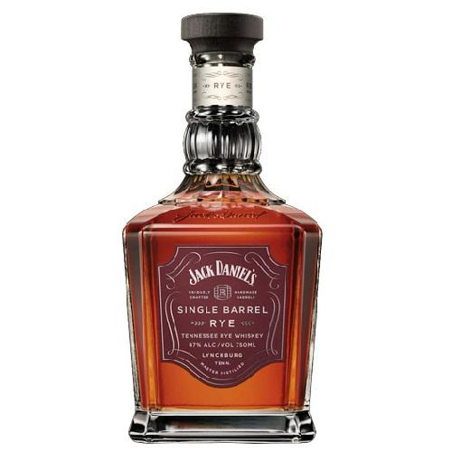 Jack Daniel's Rye Whiskey Single Barrel - 750ML