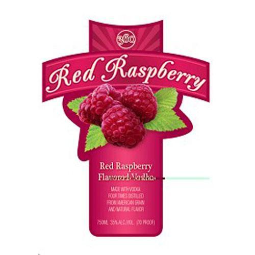 360 Red Raspberry - 750ML