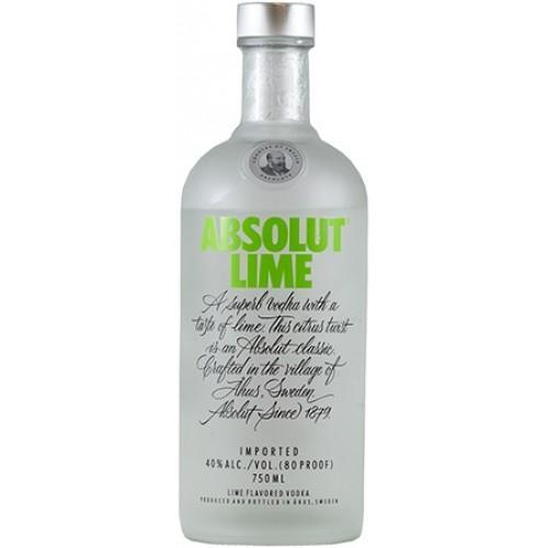 Absolut Vodka Lime - 1.75L