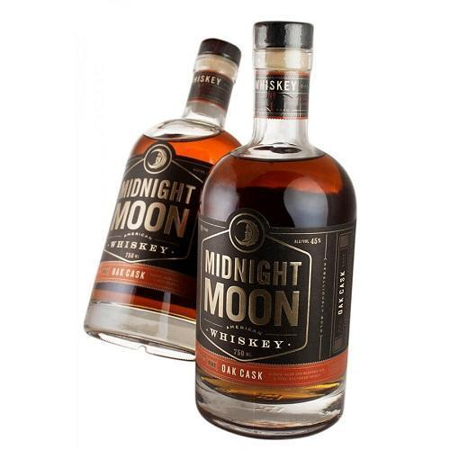 Midnight Moon Whiskey Oak Cask - 750ML