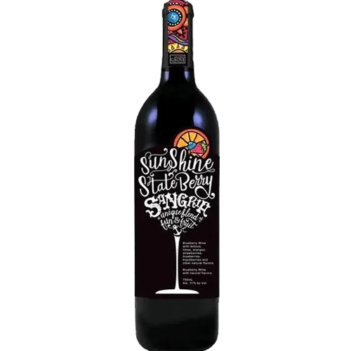 Island Grove Sunshine Berry Sangria - 750ML