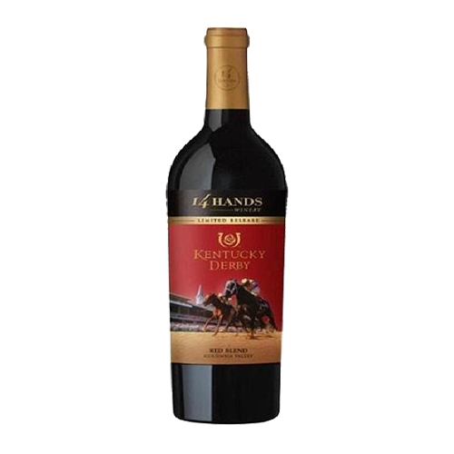 14 Hands Vineyards Red Blend Limited Release Kentucky Derby - 750ML