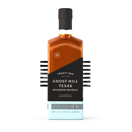 Treaty Oak Whsky Ghost Hill Bourbon 750ML