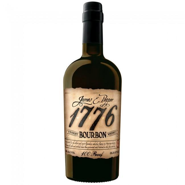 James e Pepper 1776 Bourbon Whisky 750ML