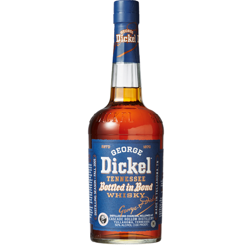 George Dickel Bottled In Bond Whisky 750ML