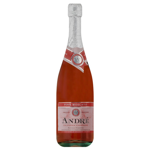 Andre Moscato Pink 750ml