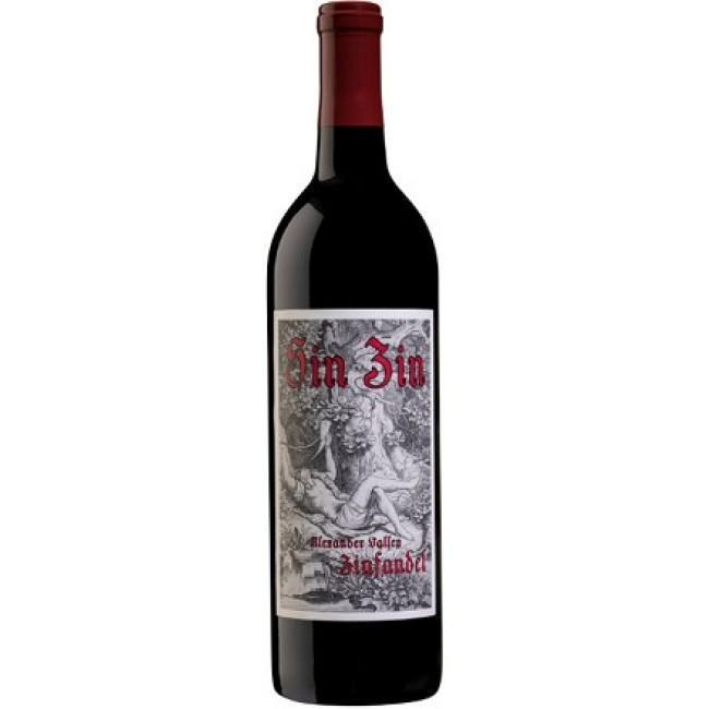 Alexander Valley Vineyards Zinfandel Sin Zin - 750ML