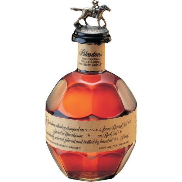 Blanton's Single Barrel Bourbon Whiskey 750ml