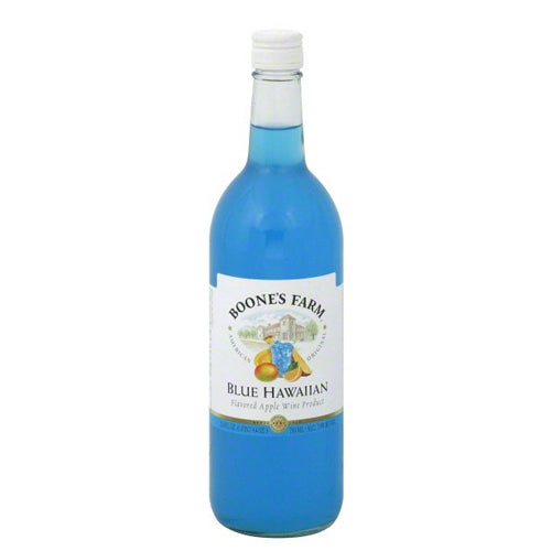 Boone's Blue Hawaiian 750ml