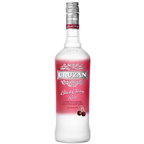 Cruzan Rum Black Cherry - 750ML