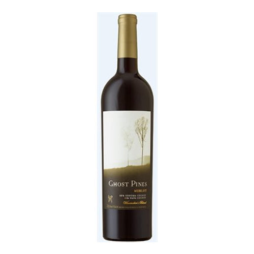 Ghost Pines Merlot 750ml