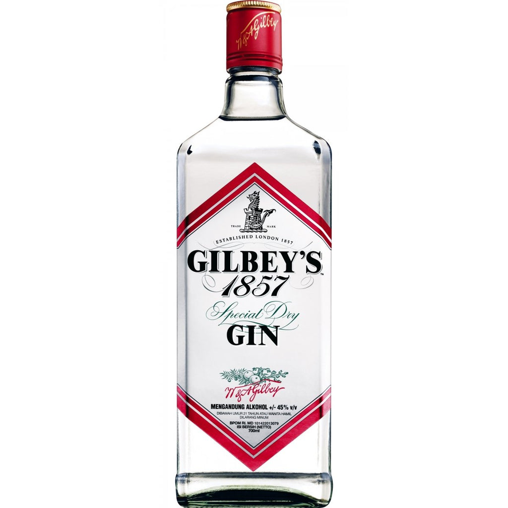 Gilbey's Gin London Dry - 750ML