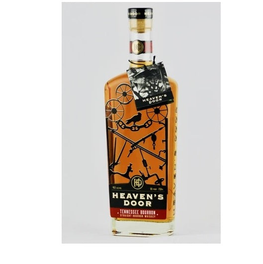 Heaven's Door Straight Bourbon Whiskey 750ml