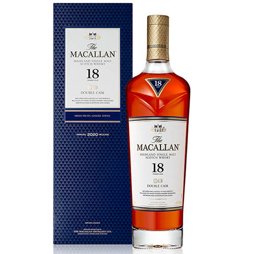 Macallan 18 Year Old Double Cask - 750ML