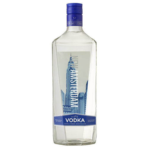 New Amsterdam Vodka 80 Proof 1.0l