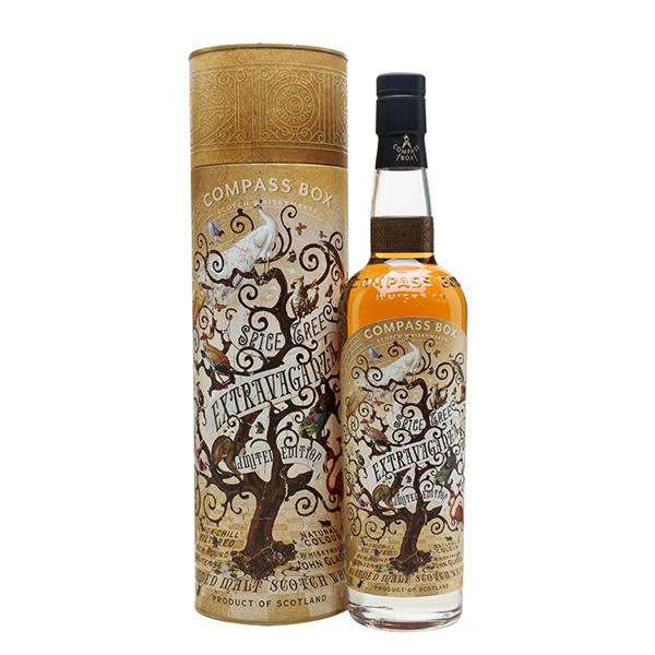 Compass Box Scotch Spice Tree Extravaganza - 750ML