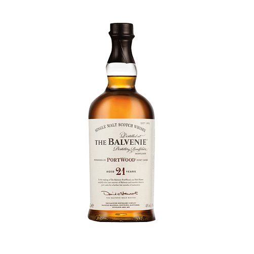 The Balvenie Scotch Single Malt 21 Year Portwood - 750ML