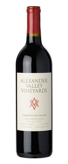 Alexander Valley Vineyards Cabernet Sauvignon 375ML