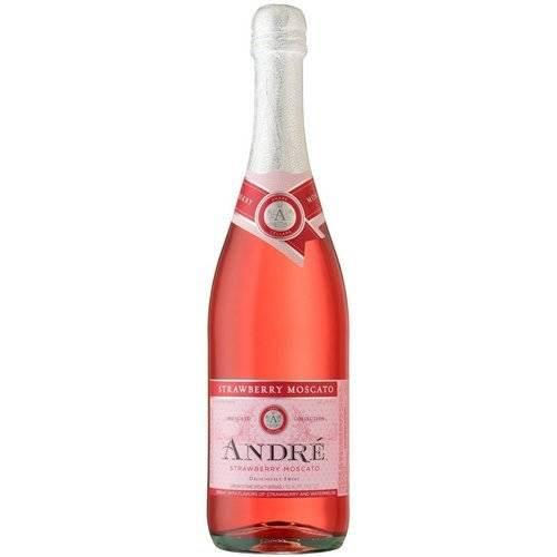 Andre Strawberry  Moscato - 750ML