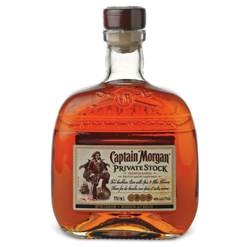 Captain Morgan Rum Private Stock - 1.75L