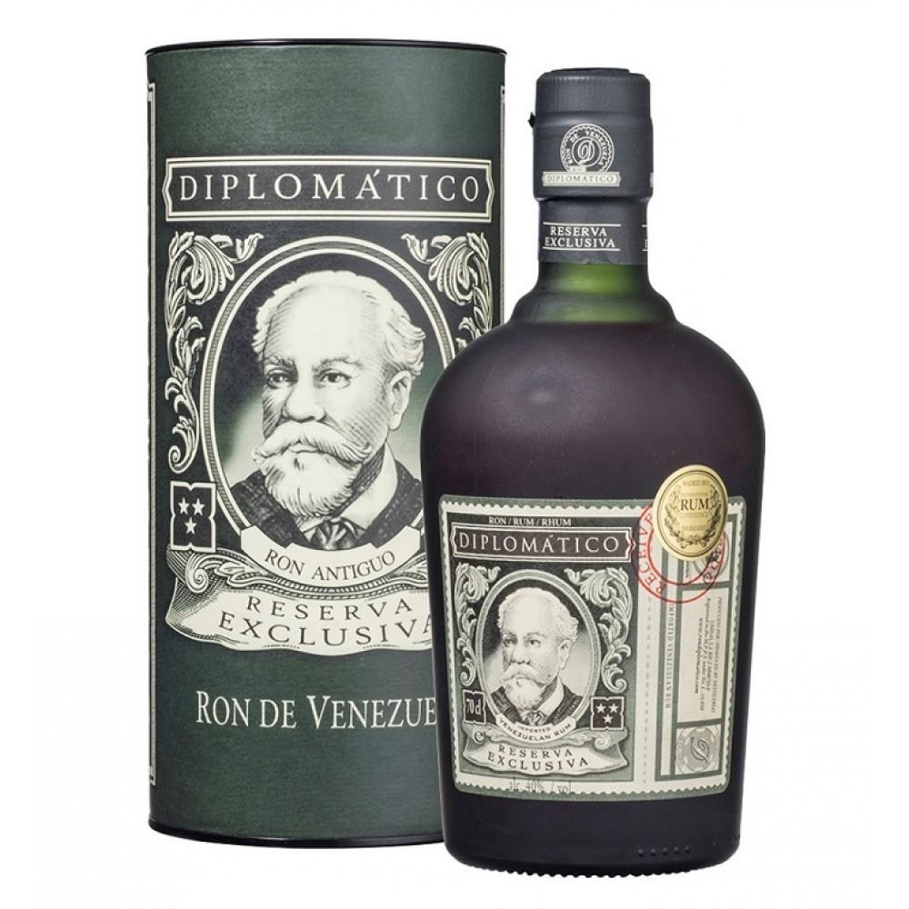 Diplomatico Rum Reserva Exclusiva - 750ML