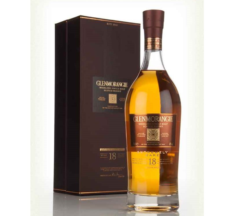 Glenmorangie Scotch 18yr 750ML