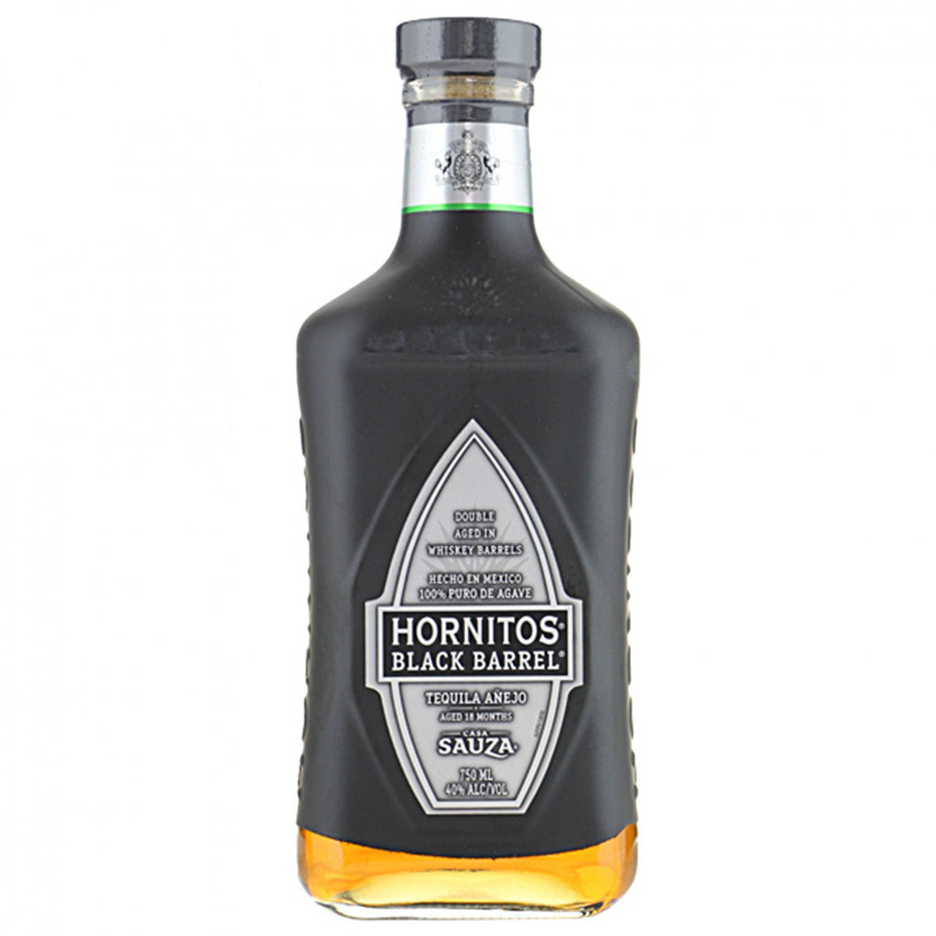 Hornitos Tequila Anejo Black Barrel - 750ML