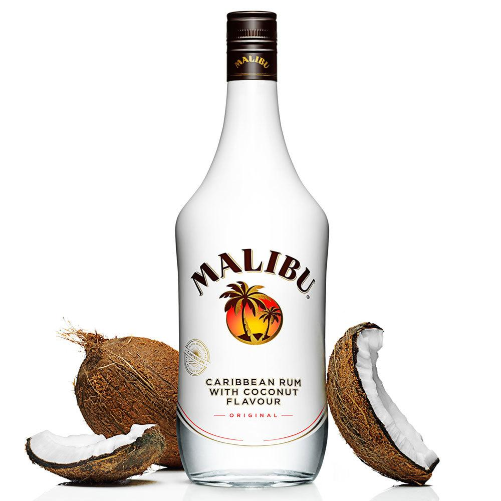 Malibu Rum Original With Coconut - 1.75L