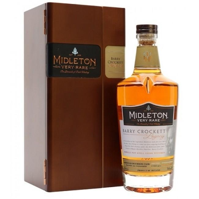 Middleton Very Rare Bary Corckett Legacy 750ML