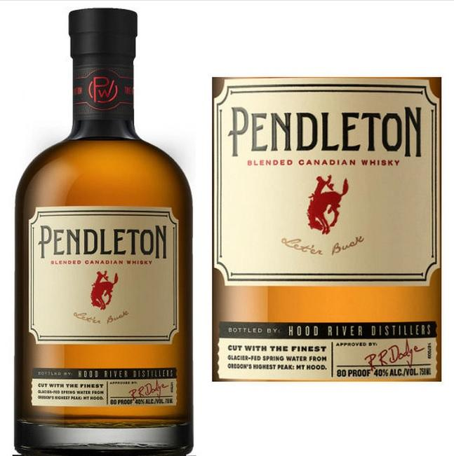 Pendleton Canadian Whisky - 750ML