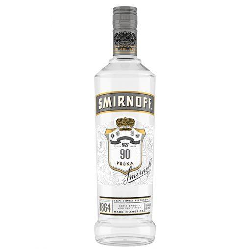 Smirnoff Vodka Silver 750ML
