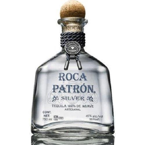 Patron Rocca Silver Tequila - 750ML