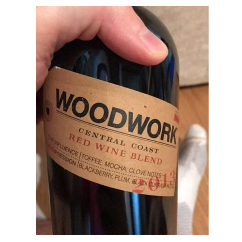 Woodwork Pinot Noir - 750ML