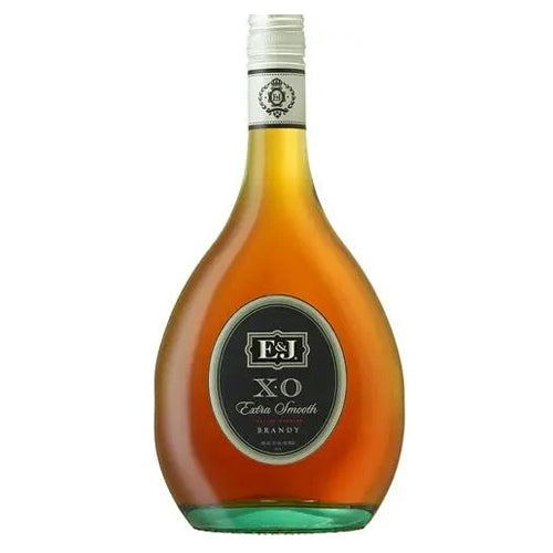 E & J Brandy XO - 750ML