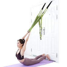Load image into Gallery viewer, Anti Gravity Inversion Exercises Adjustable Aerial Yoga Strap - Akasa Yoga