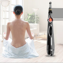 Load image into Gallery viewer, Electric Acupuncture Pain Point Relief Massage Pen - Akasa Yoga