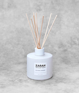 NEW 'Limited Edition' Oil Reed Diffuser Botanic Garden