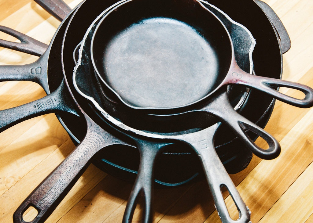 Memories of Meals Made in Cast Iron