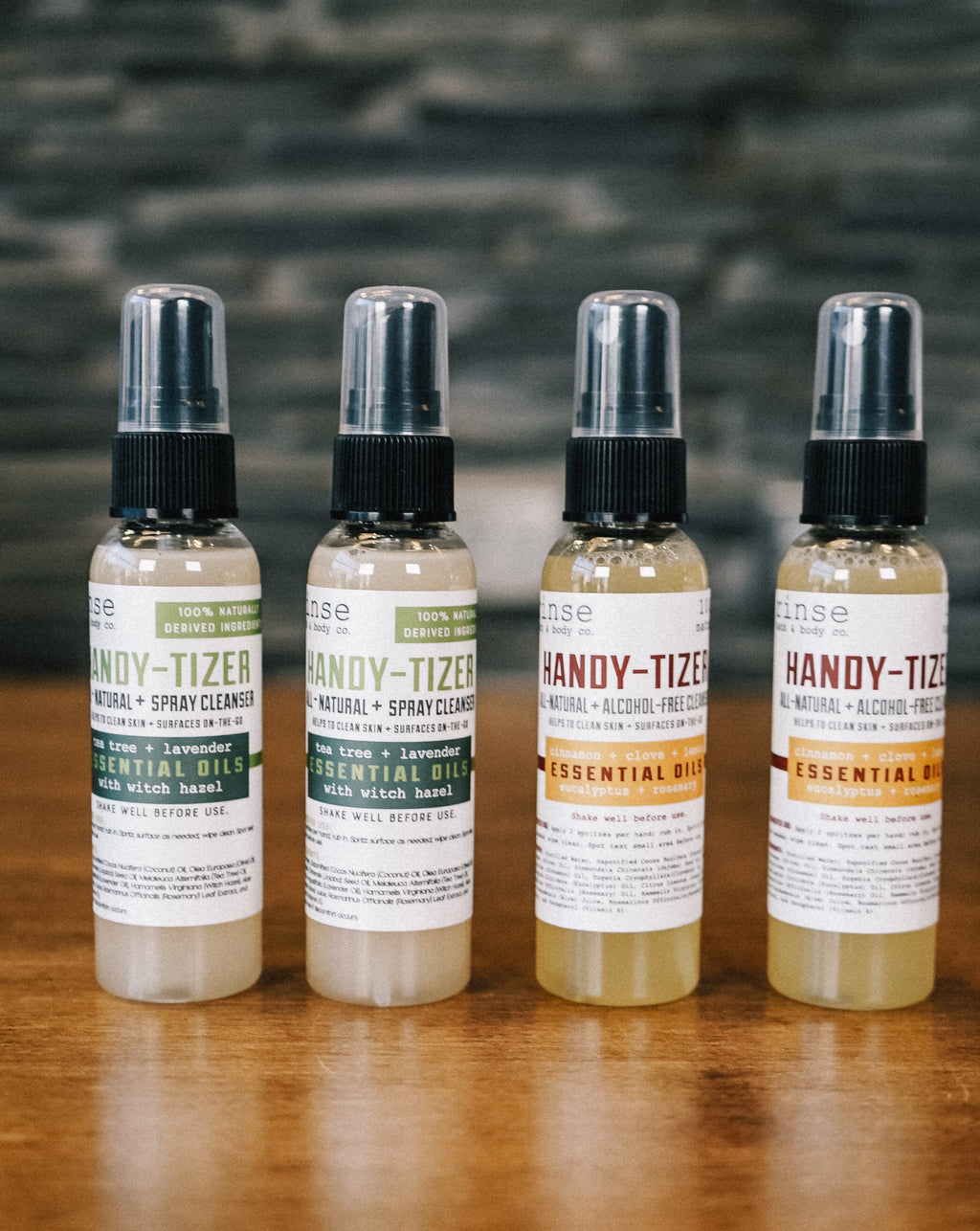 HANDY-TIZER All Natural Spray Cleanser - Provisions Mercantile