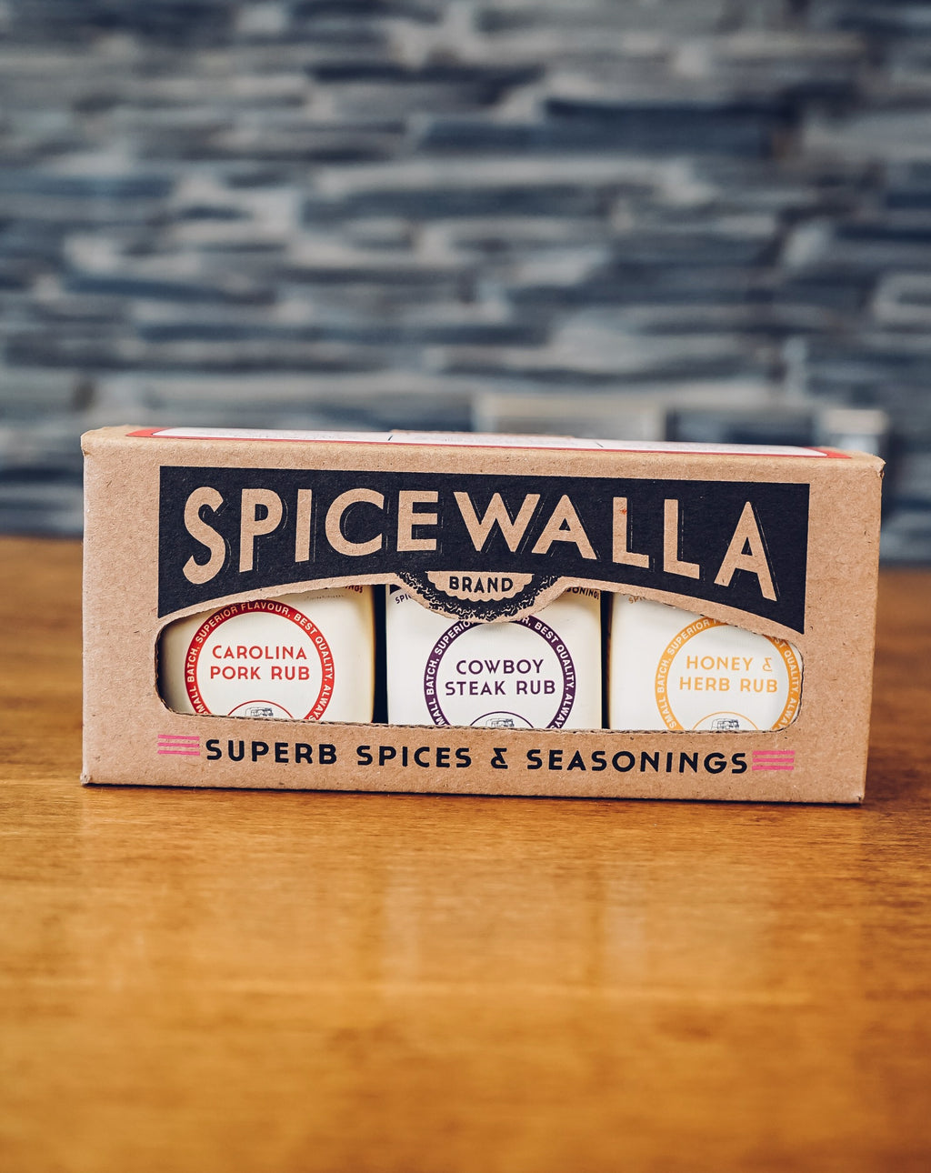 Spicewall Grill & Roast Collection - Provisions, LLC