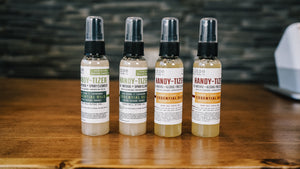 HANDY-TIZER All Natural Spray Cleanser - Provisions, LLC