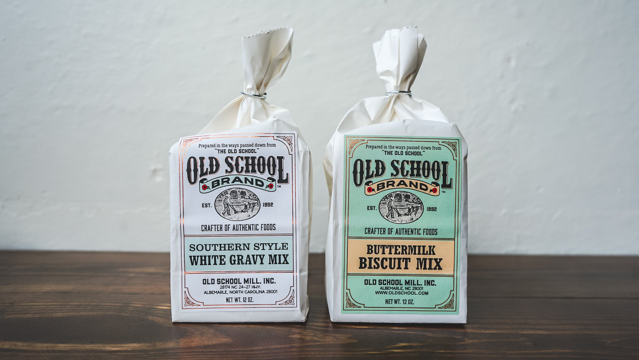 Old School Southern Style White Gravy Mix - Provisions, LLC